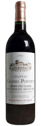 Вино Chateau Grand Pontet Saint-Emilion
