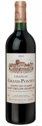 Вино Chateau Grand-Pontet AOC Grand Cru
