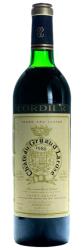 Вино Chateau Gruaud Larose Saint-Julien, 1985