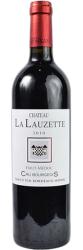 Вино Chateau La Lauzette Cru Bourgeois, Haut-Medoc AOC, 2010