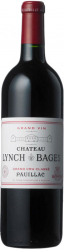 Вино Chateau Lynch-Bages Pauillac AOC 5eme Grand Cru Classe, 1990