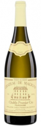 Вино Chateau de Maligny Fourchaume Chablis Premier Cru