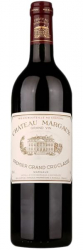 Вино Chateau Margaux Medoc AOC Premier Grand Cru Classe, 1989