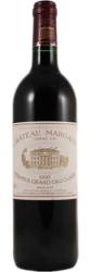 Вино Chateau Margaux Medoc AOC Premier Grand Cru Classe, 1998