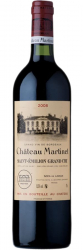 1961 Chateau Martinet Saint-Emilion Grand Cru AOC фото