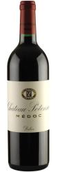 Вино Chateau Potensac Cru Bourgeois Medoc AOC, 2004