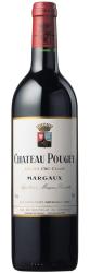 Chateau Pouget Margaux, 2000 фото
