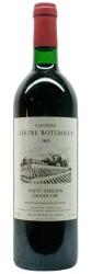 Вино Chateau Le Tertre Roteboeuf Saint-Emilion