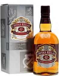 Виски Chivas Regal 12 Years Old