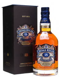 Chivas Regal 18 Years Old фото