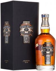 Chivas Regal 25 Years Old фото
