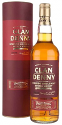 Douglas Laing Clan Denny Speyside Single Malt 3 Years Old фото