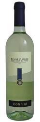 Вино Confini Pinot Grigio, 2013