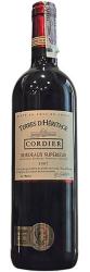 Вино Cordier Terres D'Heritage, 2007