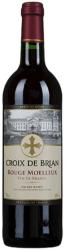 Вино Croix de Brian Rouge Moelleux