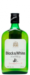 Виски Diageo Black & White 375
