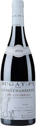 Вино Domaine Bernard Dugat-Py Gevrey-Chambertin Les Corbeaux, 2014 фото