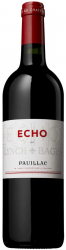 2010 Chateau Lynch-Bages Echo de Lynch Bages, Pauillac AOC фото