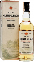 Виски Glen Deveron Single Malt, 1991