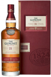 Виски Glenlivet 21 Years Old