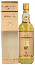 1991 Gordon & MacPhail Connoisseurs Choice Jura 14 Years Old фото