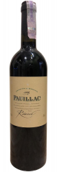 1998 L.D. Vins Grand Vin de Bordeaux Pauillac Reserve фото