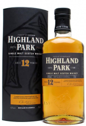 Виски Highland Park 12 Years Old