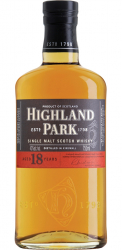 Виски Highland Park 18 Years Old
