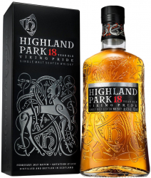 Виски Highland Park Viking Pride 18 Years Old