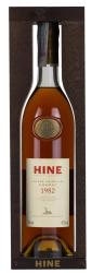 1982 Hine Vintage Cognac, Grande Champagne фото