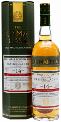 Виски Hunter Laing Old Malt Cask Craigellachie 14 Years Old