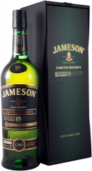 Jameson 18 Years Old Limited Reserve фото