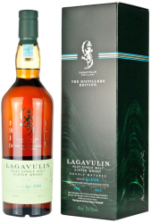 1999 Lagavulin The Distillers Edition Double Matured фото