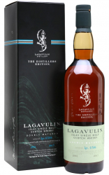 Lagavulin The Distillers Edition Double Matured, 2001 фото