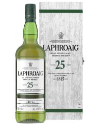 Laphroaig 25 Years Old Realease 2020 фото