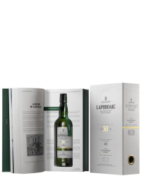 Laphroaig 30 Years The Ian Hunter Story Book 2 Realease 2020 фото