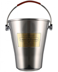 Laurent-Perrier Ice Bucket with Leather Handle фото