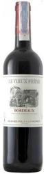 Вино Le Vieux Frene Bordeaux, 2011