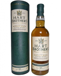 Hart Brothers Littlemill 21 Years Old Finest Collection фото