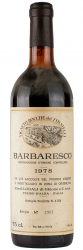 1978 Lodali Barbaresco фото