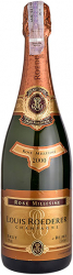 Шампанское Louis Roederer Rose Millesime Brut, 2000 фото