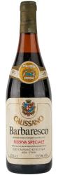 Вино Luigi Calissano & Figli Barbaresco Riserva Speciale