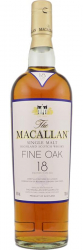 Macallan 18 Years Old Bourbon and Sherry Oak Casks Release 2007 фото