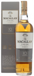 Виски Macallan Fine Oak 10 Years Old фото