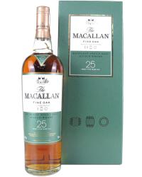 Macallan Fine Oak 25 Year Triple Cask Matured Release 2008 фото