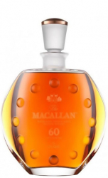 Виски Macallan 60 Years Old. In Lalique