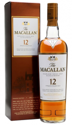 Macallan Sherry Oak 12 Years Old фото