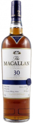Macallan Sherry Oak 30 Years Old, Blue Ribbon фото