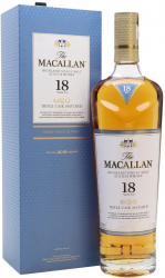 Macallan Triple Cask Matured 18 Years Old фото