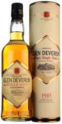 1985 MacDuff Glen Deveron single malt фото